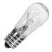Philips 248351 6S6120130VSBP48PK Incandescent Bulb; 6 Watt, 120 Volt, Candelabra (E12) Base, 1500 Hour Life