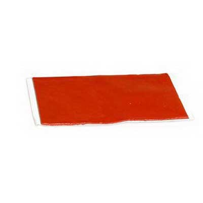 3M MPP+4INX8 Fire Barrier Moldable Putty Pad; Dark Red