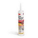 3M CP-25WB+ Fire Barrier Sealant; 10.1 Ounce Cartridge, Red