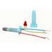 3M DBR/Y-6(KIT) Direct Bury Splice Kit; 18-10 AWG, Red/Yellow