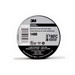 3M 1400-3/4x60FT 1400 Series General Purpose Economy Electrical Tape; 600 Volt, 60 ft Length x 3/4 Inch Width x 7 mil Thick, Black