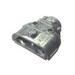 HALEX 15803B Duplex Connector; 3/8 Inch, Threaded x Set-Screw, Zinc Die-Cast