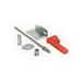 Bussmann H79-2 Door Handle Kit; Red