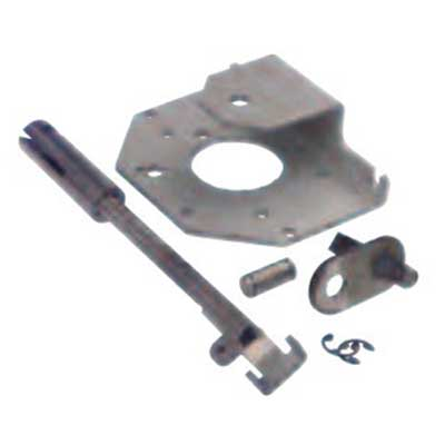 Bussmann FLRM Shaft Operated Flange Mechanism; For 6 - 24 Inch Depth Enclosure