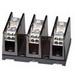 Bussmann PDB371-3 Power Distribution Block/Small Fuse; 310 Amp, 600 Volt AC/DC, Panel Mount