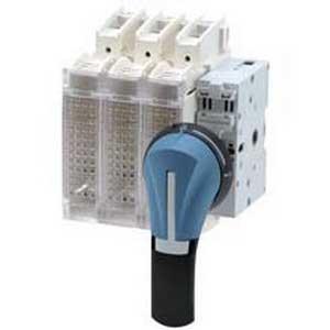 """""""""""Bussmann RDF30CC-3 Class CC Fusible Disconnect Switch 30 Amp, 600 Volt AC and 250 - 600 Volt DC, 3 Pole,"""""""""""" 89604"""