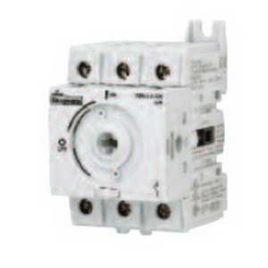 """""Bussmann RD40-3-508 Non-Fused Disconnect Switch 40 Amp, 600 Volt AC, 3 Pole,"""""" 90928"