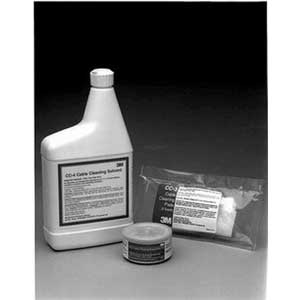 3M CC-2 Cable Preparation Kit Cleaner; Citrus Odor