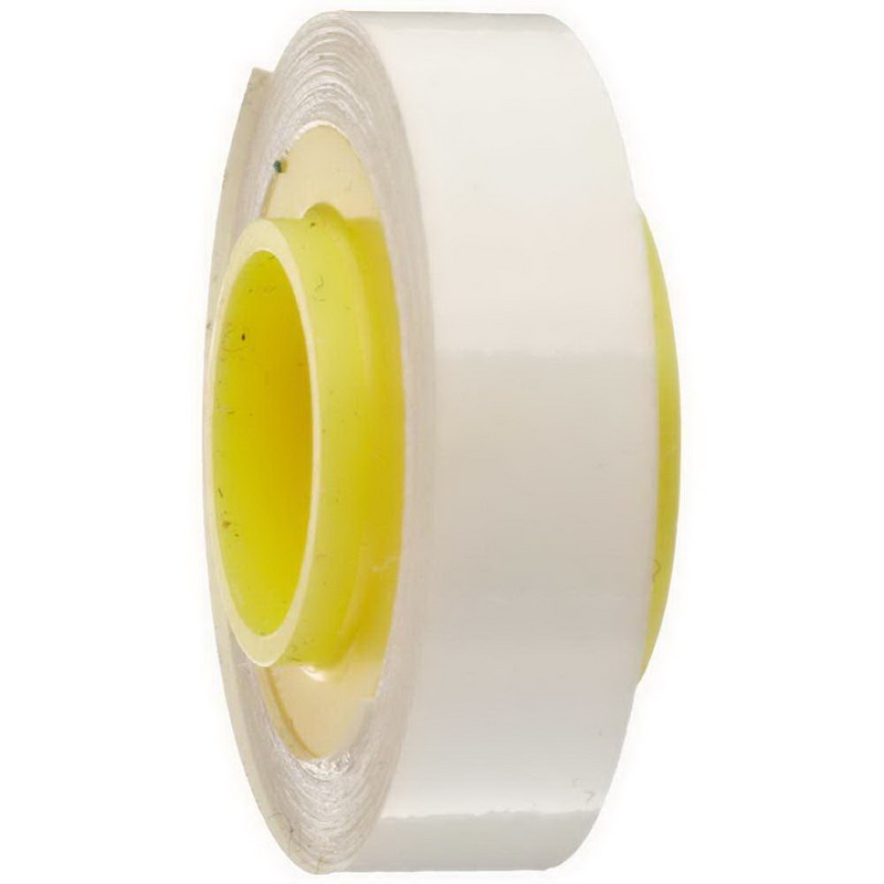 3M SDR-WH ScotchCode™ SDR Series Wire Marking Refill Roll Tape; Polyester With Acrylic Adhesive, White Background, 10 Rolls/Box