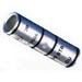 3M 11011 Scotchlok™ Long Barrel Compression Splice; 350 KCMIL, Copper, Red Color Code