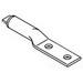 3M 40132 Scotchlok™ Lug; 2 Hole, 3/8 Inch Stud, 1/0 AWG, Tan