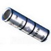 3M 11010 Scotchlok™ Long Barrel Compression Splice; 300 KCMIL, Copper, White Color Code