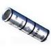 3M 20004 Scotchlok™ Connector; 35 Kilo-Volt, 1 AWG Copper/Aluminum Conductor, Standard Barrel, Aluminum Base, Gold