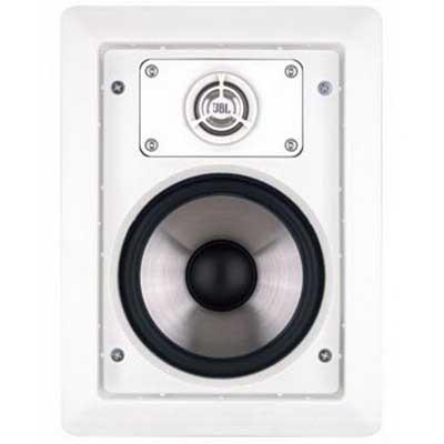 Leviton AEI65 Architectural Edition™ JBL® Loudspeaker; 6.5 Inch Titanium Laminate Woofer, 2-Way, 88 dB Sensitivity