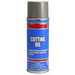 Aervoe-Pacific 890 Cutting Oil; 16 oz, Aerosol Spray Can, Milky White Liquid