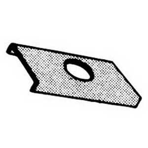 Superstrut AB867 800 Series Spacer Clevis Steel- Pre-Galvanized-