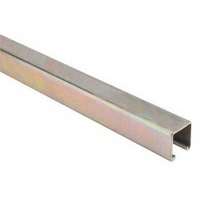 Superstrut H1200-10 Metal Single Standard Channel; 12 Gauge, 10 ft x 1-5/8 Inch x 3-1/4 Inch, Steel, GoldGalv®