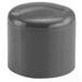 Scepter 077428 CAP45 Kraloy® End Cap; 3 Inch, PVC