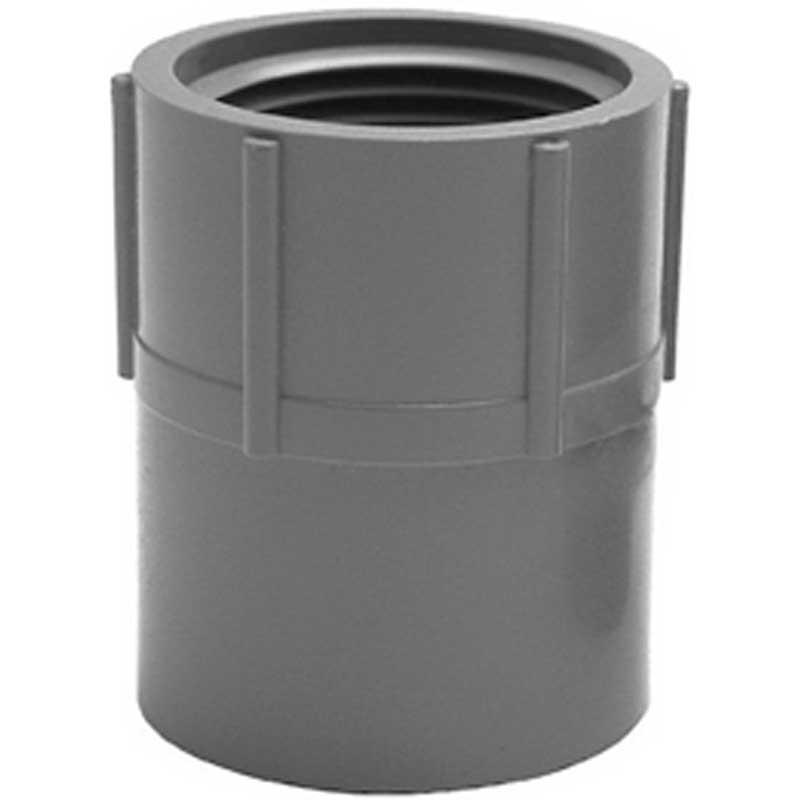 Scepter 078074 FA15 Kraloy® Conduit Adapter; 1-1/2 Inch, Female, PVC