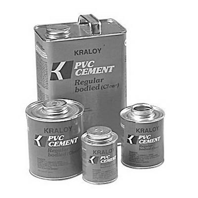 Scepter 078885 Scepter-100 Conduit Cement; 1 qt
