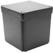 Scepter 077697 JB664 Junction Box; 6 Inch Width x 4 Inch Depth x 6 Inch Height, Polyvinyl Chloride, Screwed Cover