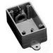 Scepter FS-10 077601 1-Gang FS Box; 2 Inch Depth, PVC, 17.5 Cubic-Inch