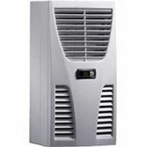 Rittal 3303100 Air Conditioner 230 Volt  1708 BTU At 50 Hz/2083 BTU At 60 Hz  1 Phase  RAL 7035 Light Gray