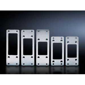 Rittal 2402000 16-6 Pin Adapter; Sheet Steel, Zinc-Plated