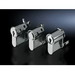 Rittal 2467000 Security Lock Insert; Die-Cast Zinc, Powder-Coated