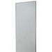 Rittal 8609060 TS Partition Wall; 14 Gauge Sheet Steel, Zinc-Plated, passivated