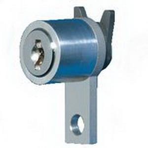 Rittal 8611200 TS Keylocking Insert; Die-Cast Zinc, Zinc-Plated