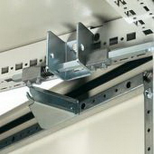 Rittal 4912000 Pin and Sleeve Slave Door Interlock Activator; Steel