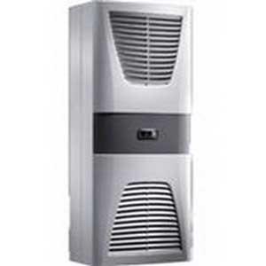 """""Rittal 3304510 Air Conditioner 115 Volt, 3415 BTU At 50 Hz/3620 BTU At 60 Hz, 1 Phase, RAL 7035 Light Gray,"""""" 470905"