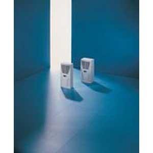 Rittal 3302100 Air Conditioner; 230 Volt, 1025 BTU At 50 Hz/1093 BTU At 60 Hz, 1 Phase, RAL 7035 Light Gray