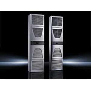 """""Rittal 3329540 Air Conditioner 400/460 Volt, 8537 BTU At 50 Hz/9392 BTU At 60 Hz, 3 Phase, RAL 7035 Light Gray,"""""" 629536"