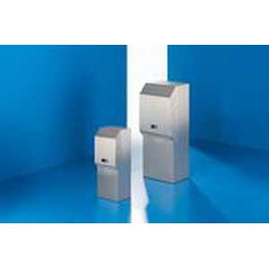 """""Rittal 3304544 Air Conditioner 400/460 Volt, 3415 BTU At 50 Hz/3620 BTU At 60 Hz, 3 Phase, RAL 7035 Light Gray,"""""" 630644"