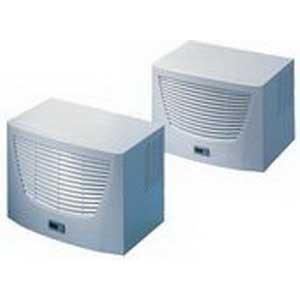 """""Rittal 3384110 Air Conditioner 115 Volt, 5123 BTU At 50 Hz/5191 BTU At 60 Hz, 1 Phase, RAL 7035 Light Gray,"""""" 651612"