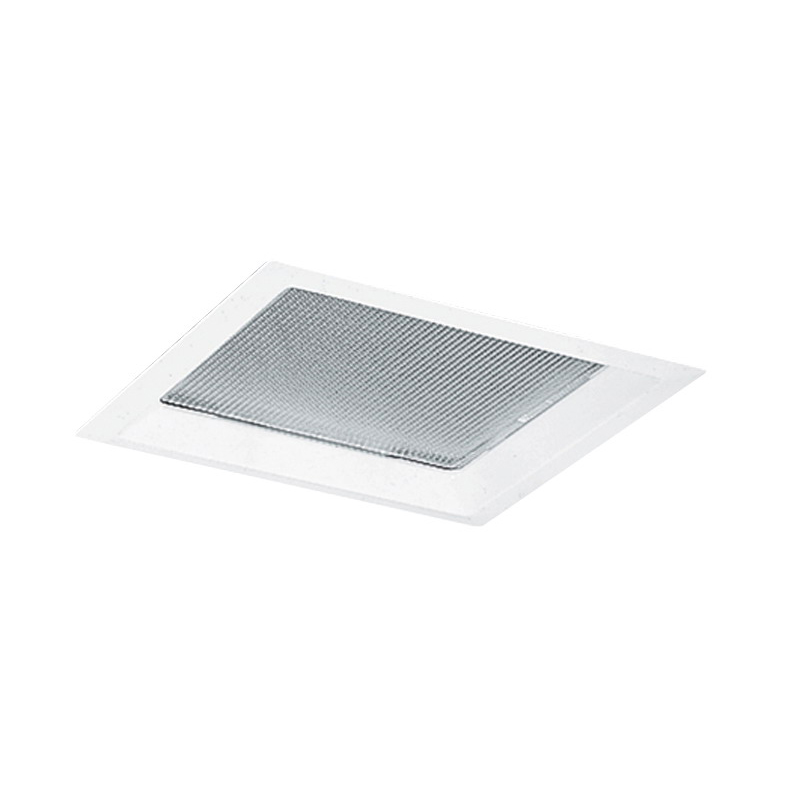 Juno Lighting 70-WH Recessed Downlight Crystal Diffuser Trim; 10 Inch, White