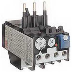 ABB TA25DU8.5 Class 10 Bi-Metallic Thermal Overload Relay; 6.0 - 8.5 Amp, 3-Pole