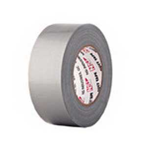 NSI EWDT-8 General Purpose Economy Duct Tape; 60 yard x 2 Inch x 0.008 Inch, Superior Cloth, Silver