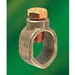 NSI GRC-50 Silicon Bronze Standard Duty Ground Rod Clamp; 1/2 Inch, 2 AWG Stranded