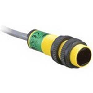 Banner S18SP6LQ Photoelectric Sensor 10 – 30 Volt DC  2 m Sensing Range  PNP  SPDT  Solid-State DC Switch Output