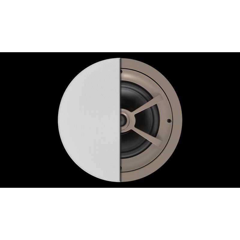Proficient C791 Speaker; 8 Inch Polypropylene Woofer, 92 dB Sensitivity