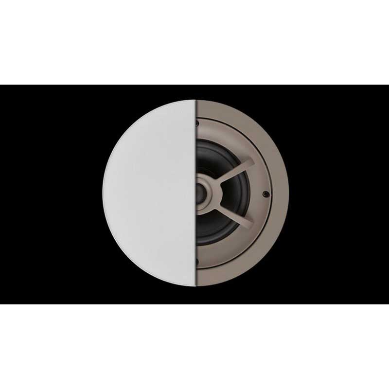 Proficient C612 Speaker; 6-1/2 Inch Polypropylene Woofer, 91 dB Sensitivity