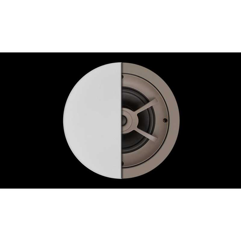 Proficient C606 Speaker; 6-1/2 Inch Polypropylene Woofer, 90 dB Sensitivity