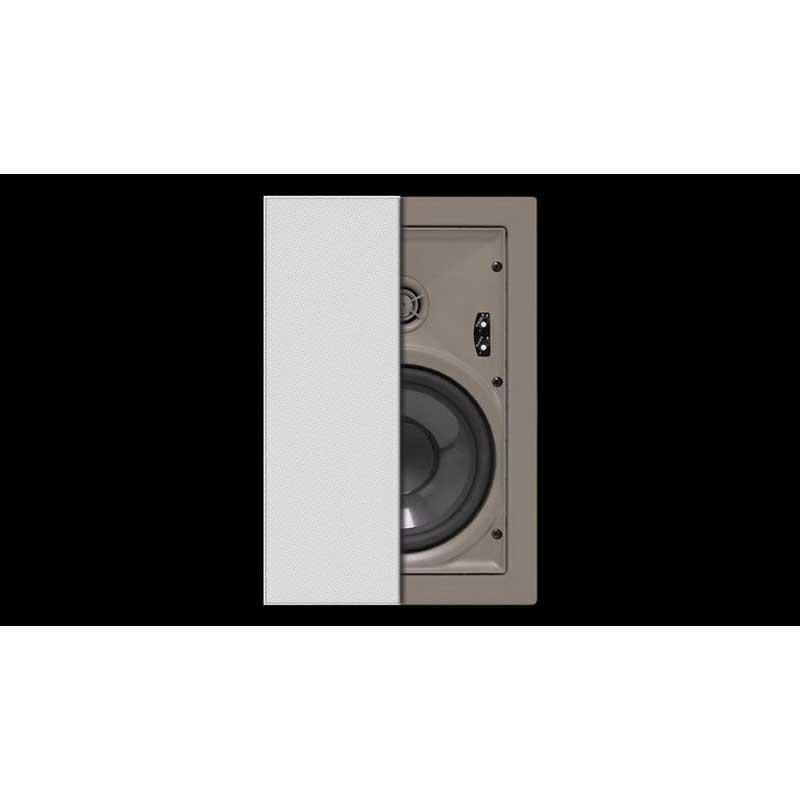 Proficient W682 Speaker; 6-1/2 Inch Graphite Woofer, 92 dB Sensitivity