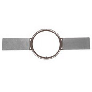 Proficient PCB-C800 Pre-Construction Bracket; Fits 8 Inch C790, C800, C850, C800TT and C850TT Ceiling Speakers, 8 Inch Single Stereo Ceiling Speakers and 8 Inch C840 and C870 Ceiling LCR Speakers