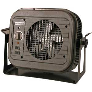 Marley MUH35 Q-Mark® Electric Unit Heater; 210 - 550 cfm, 208/240 Volt AC, 3.7/5 Kilo-Watt