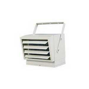 Marley HUH520SA Q-Mark® Unit Heater; 270 cfm, 1/3 Phase, 208 Volt AC, 5 Kilo-Watt, Neutral Gray