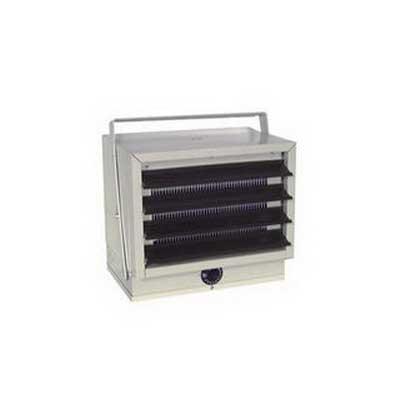 Marley MWUH5004 Q-Mark® MWUH Series Horizontal/Downflow Electric Unit Heater; 270 cfm, 1 Phase, 208/240 Volt AC, 1.874/2.5/3.123/3.75 Kilo-Watt At 208 Volt and 2.5/3.332/4.165/5 Kilo-Watt At 240 Volt